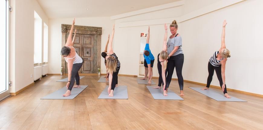 Start yoga now!