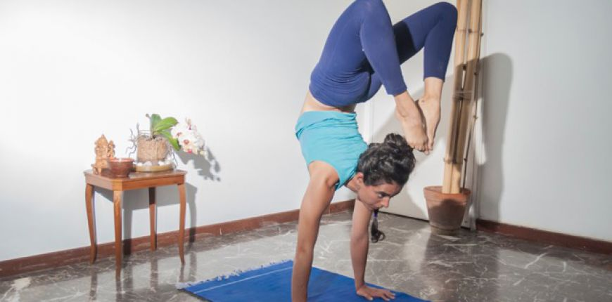Neuer Abendkurs: Introduction to Ashtanga Mysore