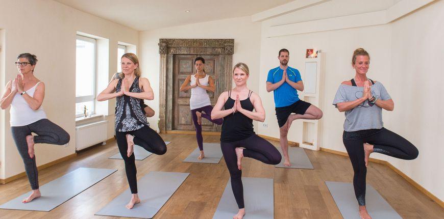 Yoga ABC mit Tobi