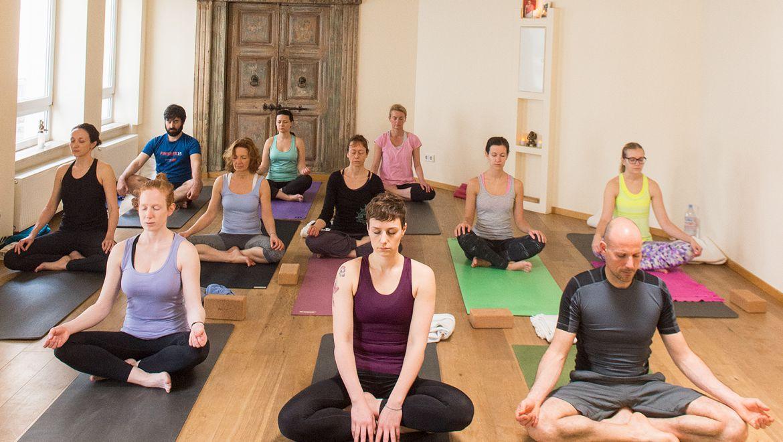 Ab sofort wieder Meditationsabend jeden Freitag!