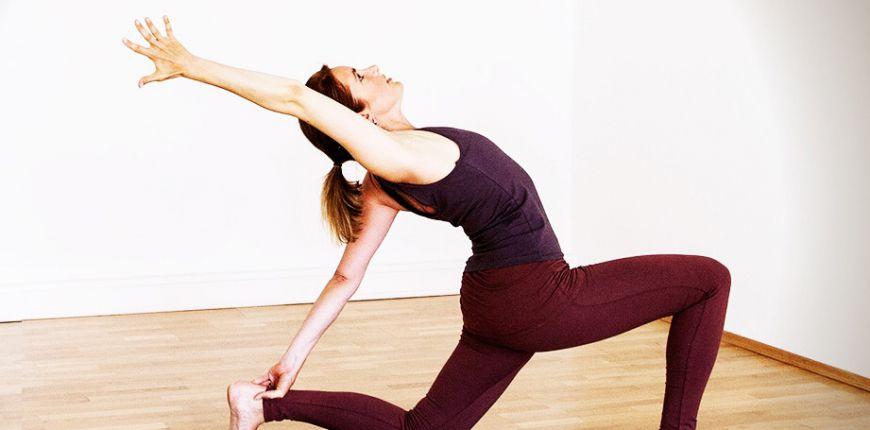Anusara™ Inspired Yoga Workshop mit Leigh Ann Kittell