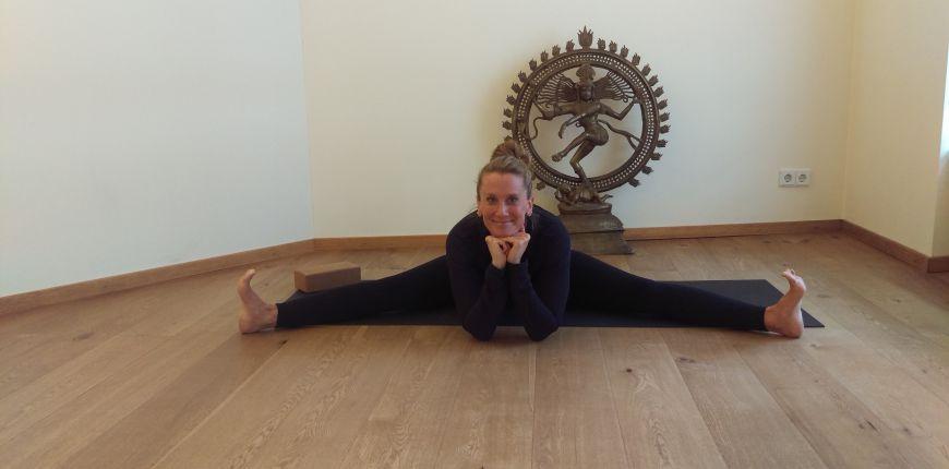 Thai Yoga Massage Workshop mit Sammy