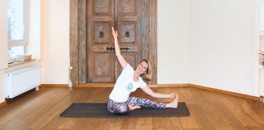 10 Wochen Hatha Yoga – Dagmar is back!