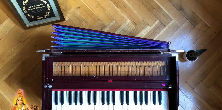 Harmonium & Mantra Workshop am 22. September