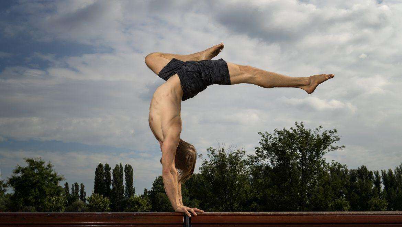 Handstand Workshop mit Garrett // Neuer Termin Ende November!