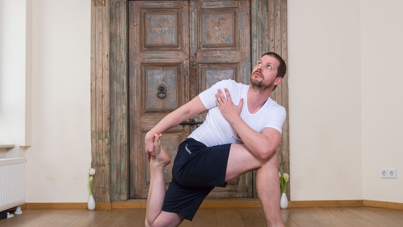 Yoga ABC mit Tobias am Sonntag, 15.3.