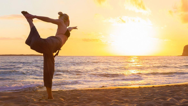 Sommer, Sonne, Yoga!