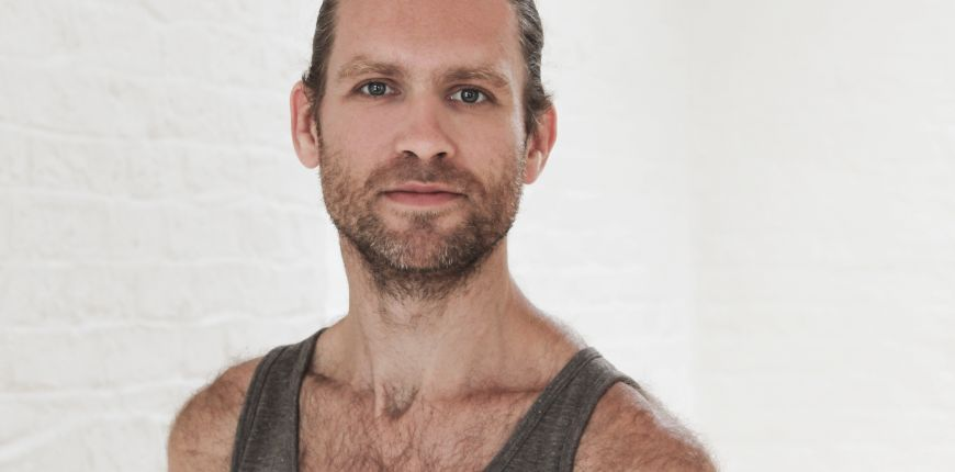 Ashtanga Mysore with Ian Cheney!