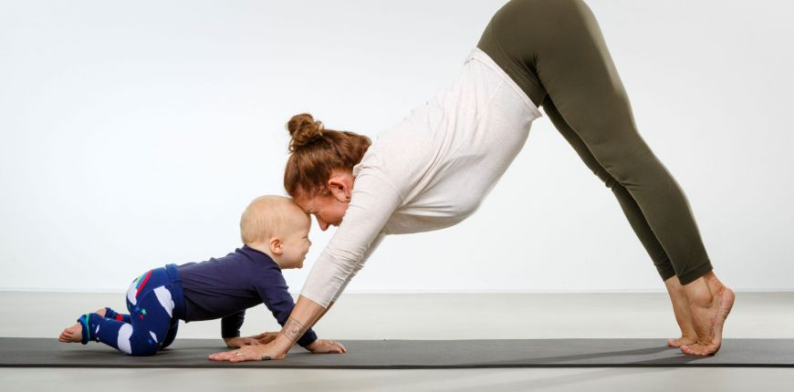 Pre- & Postnatal Yoga Weiterbildung mit Sylvie Ritter