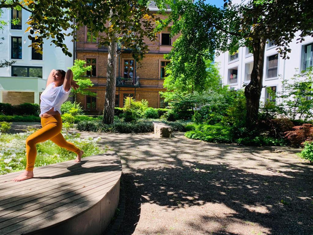 Die Yoga Outdoor Season ist eröffnet!